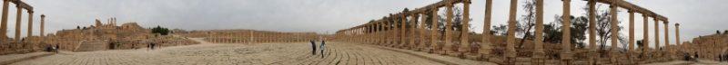 Arch of Hadrian(Jerash)