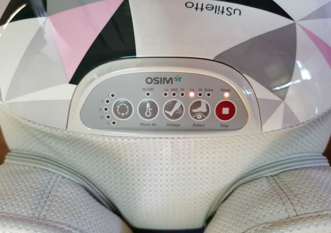 เครื่องนวด OSIM